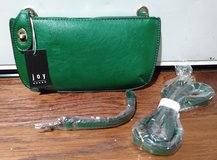 Joy Susan Leather Clutch Bag in Chicago, Illinois