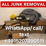 INSTANT JUNK REMOVAL TRASH PICK UP DEBRIS DISPOSAL GARBAGE HAULING in Wiesbaden, GE