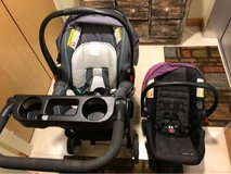 click Connect Graco stroller seats in Okinawa, Japan