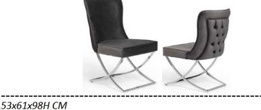 United Furniture -6 Retro Dining Chairs in 4 different colors including delivery in Stuttgart, GE