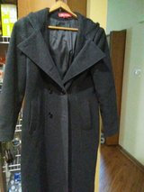 Size 10 Anne Klein Coat with attached hood in Chicago, Illinois