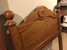 Lovely Country style twin headboard in Naperville, Illinois
