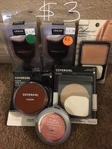 various makeup items in Cleveland, Texas