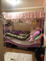 Girls Canopy Bed in Fairfield, California