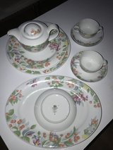 Serving Dishes with Tea Set for Two in Stuttgart, GE
