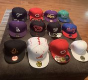 Fitted and SnapBack hats in Clarksville, Tennessee