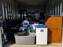 **ENTIRE STORAGE LOCKER CONTENTS LOT ***** in Fort Campbell, Kentucky