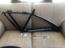 Diamondback Overdrive Pro 29er Frame in Alamogordo, New Mexico