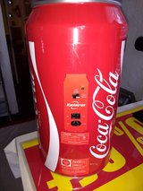 Coca Cola mini cooler in Beaufort, South Carolina