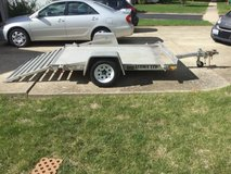 Aluma LTD 8x5' trailer in Chicago, Illinois