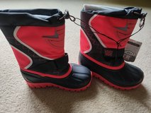 snow boots in Oswego, Illinois