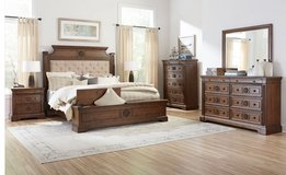 United Furniture - Mystique Bed Set -available in Nov. - as shown with delivery in Grafenwoehr, GE