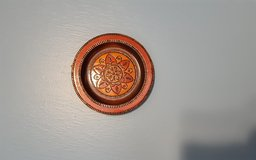 German wooden wall plate in Houston, Texas