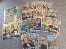1956 US President Cards in St. Charles, Illinois