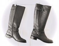 WOMEN'S BOOTS ITALIAN LEATHER 7 in Fort Leavenworth, Kansas