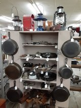 VARIOUS items at the Foundry in Camp Lejeune, North Carolina