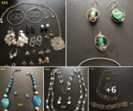 17 sets of jewelry in Bartlett, Illinois