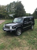 Jeep Commander CRD in Spangdahlem, Germany