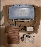 inert Claymore mine in Fort Campbell, Kentucky