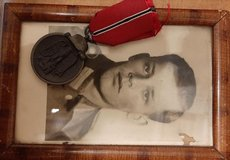 WW2 medal and Soldier picture in Clarksville, Tennessee