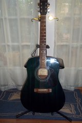 Hohner HW 300G-TB Acoustic Guitar in Baytown, Texas