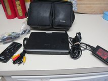 "Sony DVP-FX810 8"" Portable DVD/CD Player in Cherry Point, North Carolina"