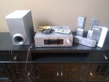 RCA RT2760 720 Watts 5.1 Channel Home Theatre System with 5 Speaker & 1 Subwofer & Remote in Bartlett, Illinois
