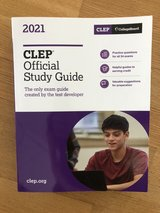 CLEP Study Guide 2021 in Stuttgart, GE