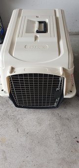 smaller size dog crate in Ramstein, Germany