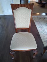 4 dining room chairs in Morris, Illinois