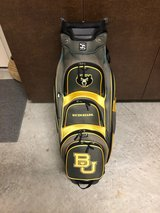 "Baylor ""Bucket"" golf cart bag in Spring, Texas"