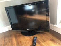 LG 37 inFlat Screen TV in St. Charles, Illinois