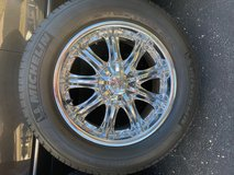 Set of 4 Tires and Rims in Joliet, Illinois