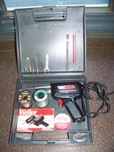Weller Professional Multi-purpose Heavy Duty Soldering Gun with accessories & manual in Cherry Point, North Carolina