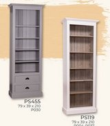United Furniture - Bookcases -Solid Wood - available in many colors with delivery in Wiesbaden, GE