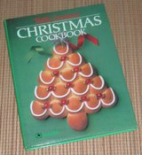 Vintage 1984 Betty Crocker Christmas Cook Book Hard Cover w Dust Jacket in Morris, Illinois