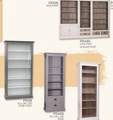 United Furniture - Bookcases -Solid Wood - available in many colors with delivery in Ansbach, Germany