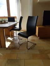 5 Chairs excellent condition in Hohenfels, Germany