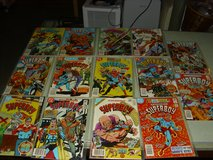 12 - 60 cent superboy comics & 2 - 75 cent comics in Fort Knox, Kentucky
