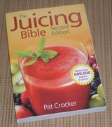 The Juicing Bible Soft Cover Book in Morris, Illinois
