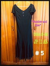 •*#3 LONG FORMAL DRESSES IN VARIETY AND STYLES*• in Okinawa, Japan