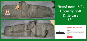 "NEW 48""L Hornady Soft Rifle Case in Camp Pendleton, California"