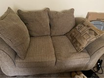 Long couch and Love seat in Fort Meade, Maryland