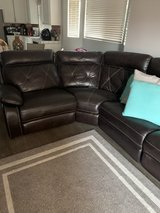 Brown couch in Fairfield, California