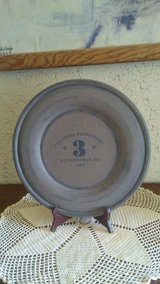 vintage colonial wooden plate in 29 Palms, California