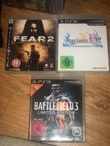Euro PS3 games in Okinawa, Japan