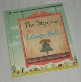RARE Vintage 1965 The Story of The Liberty Bell Hard Cover Book Cornerstone of Freedom Series in Joliet, Illinois