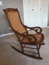 rocking chair Lincoln style in Naperville, Illinois