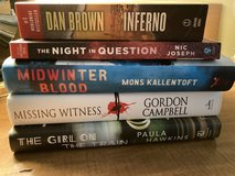 Books - Various adult authors in Naperville, Illinois