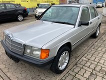 1986 Mercedes 190 Automatic in Ramstein, Germany